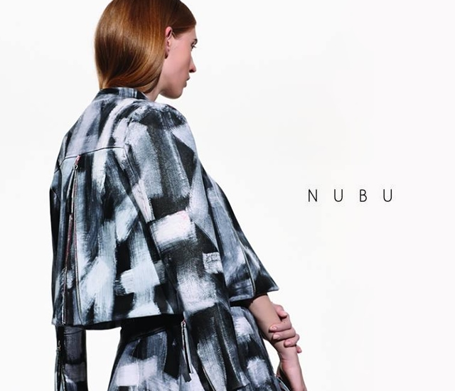 Nubu spring/summer 2014 | Image courtesy of Nubu