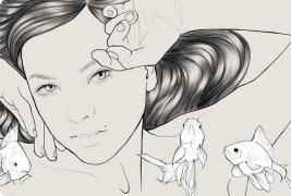 Drawings by Kei Meguro - thumbnail_3