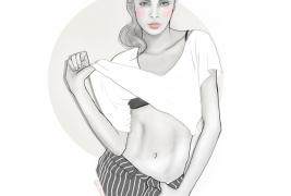Drawings by Kei Meguro - thumbnail_4