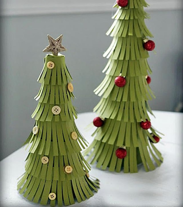 Famoso 100 Alberi di Natale Fai-da-Te - IT | TheMAG CT31
