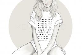 Drawings by Kei Meguro - thumbnail_7