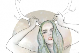 Drawings by Kei Meguro - thumbnail_8