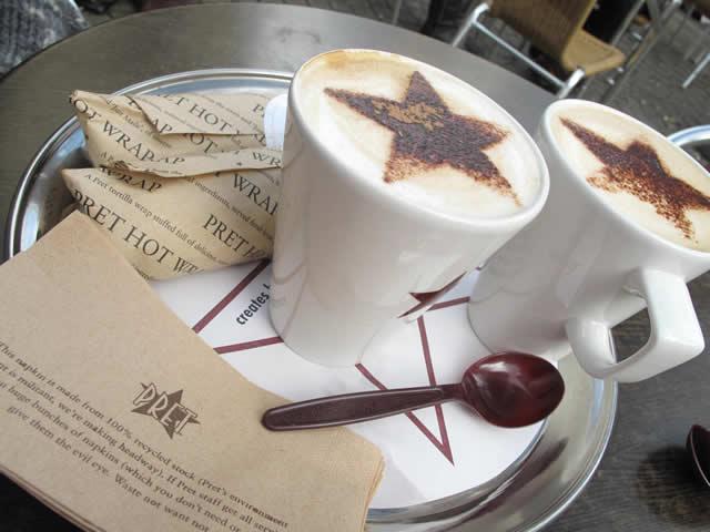 Esprimersi con il caffè