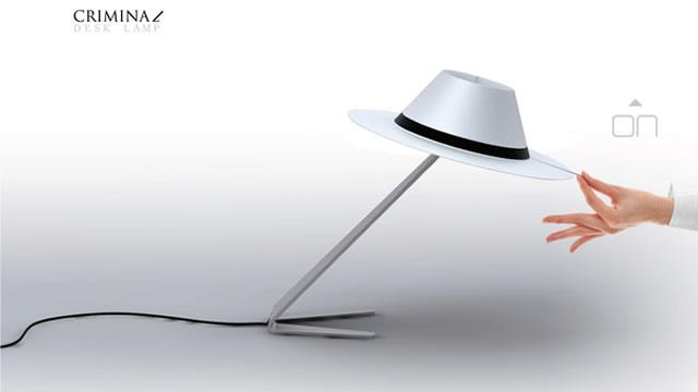 Criminal lamp