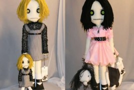 Creepy rag dolls - thumbnail_1