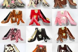 Chocolate shoes - thumbnail_2