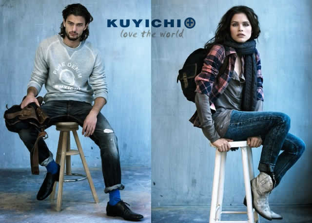 La moda sostenibile di Kuyichi
