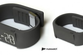 Mutewatch: vibrating Watch - thumbnail_2