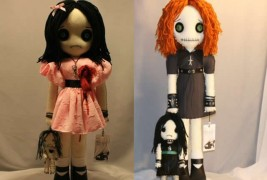 Creepy rag dolls - thumbnail_4