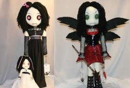 Creepy rag dolls - thumbnail_5