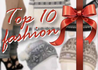 Top 10 fashion gifts