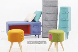 Dressed up furniture - thumbnail_1
