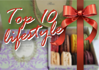 Top 10 lifestyle gifts