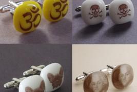 Pop cufflinks - thumbnail_2