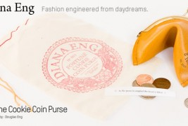 Fortune Cookie Coin Purse - thumbnail_1