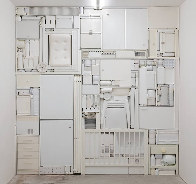 Michael Johansson Installation Art