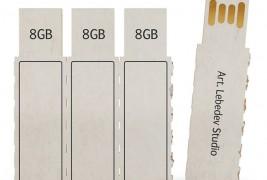 Cardboard usb pen drive - thumbnail_3