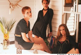 Emma Watson for People Tree - thumbnail_3