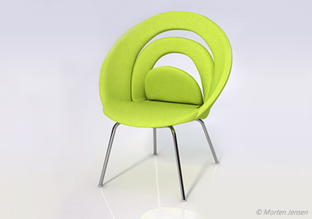 Surround chair