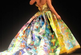 The Golden Book Gown - thumbnail_2
