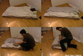 Rolly armchair-bed - thumbnail_2