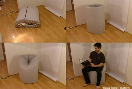 Rolly armchair-bed - thumbnail_3