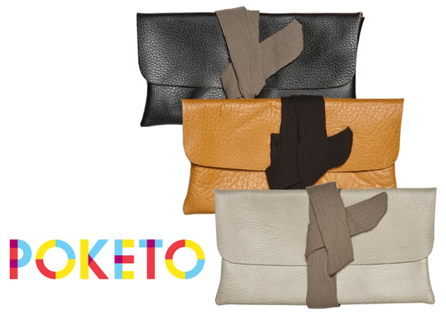 Poketo upcycled bags