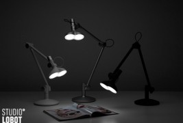 Lobot desk lamp - thumbnail_1