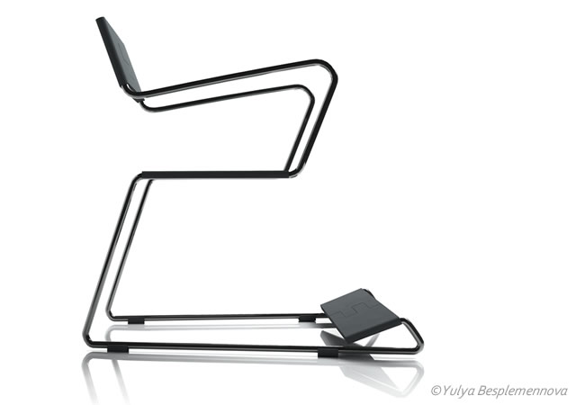Flecti folding chair