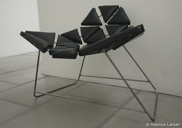 The Amelia lounge chair