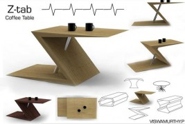 Z-tab coffee table - thumbnail_2
