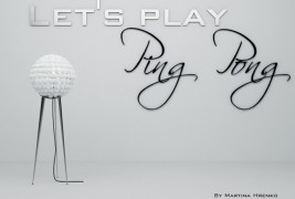 Ping pong lamp - thumbnail_2