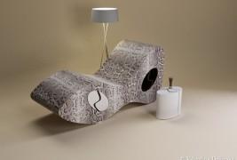 Snake Eyes lounge chair - thumbnail_2