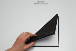 Triangle Notebook - thumbnail_3