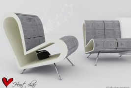 Heart chair - thumbnail_4
