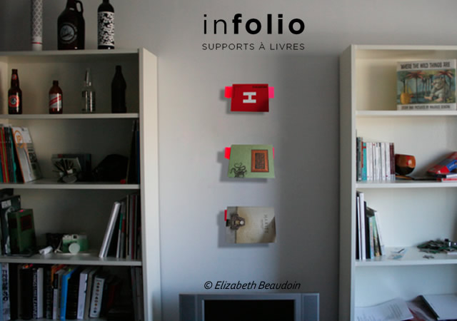 Infolio Supports a livres