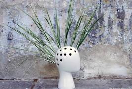 Wig ceramic vase - thumbnail_6