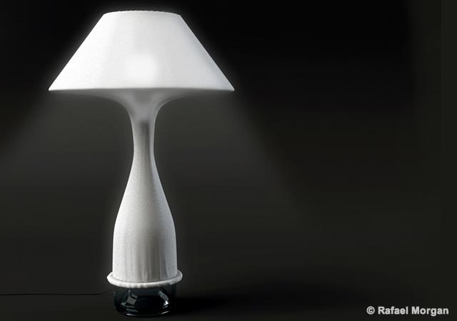 Symbiosis lamp