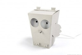 Owl lamp - thumbnail_1