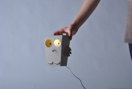 Owl lamp - thumbnail_2