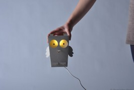 Owl lamp - thumbnail_4