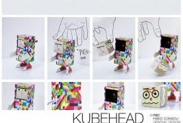 Kubehead paper toy - thumbnail_4