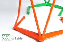 Ergo stool and table - thumbnail_5