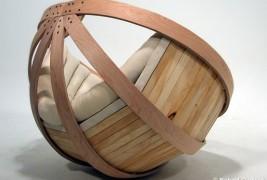 Cradle rocking chair - thumbnail_7