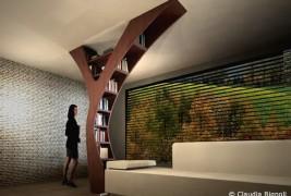 Yule bookshelf - thumbnail_1