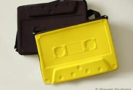 Cassette satchel