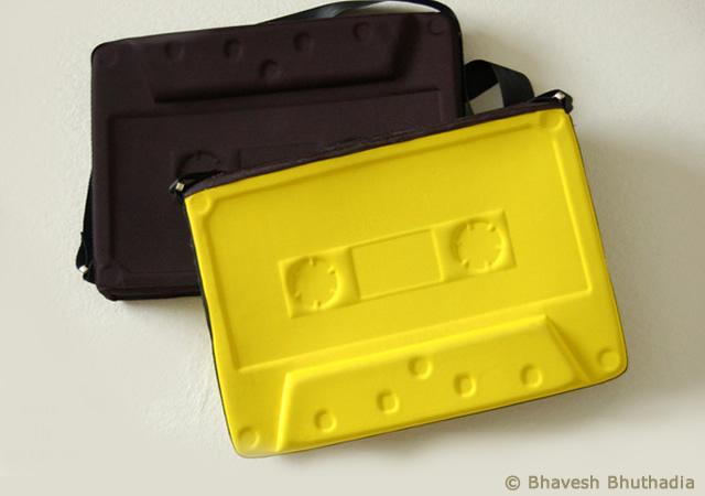 Cassatchel cassette satchel