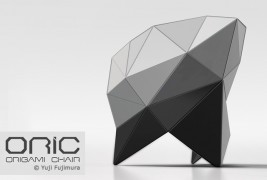ORIC origami chair - thumbnail_3