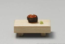 The world's smallest sushi - thumbnail_7