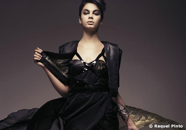 Raquel Pinto fashion designer